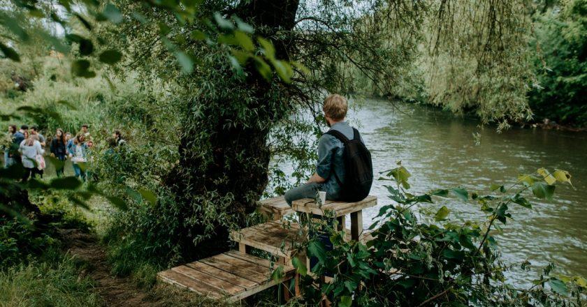 Someșul - reactivat la Cluj | Plimbări cu caiacul, concerte, ateliere, mobilier urban și un colț de realitate virtuală despre râu