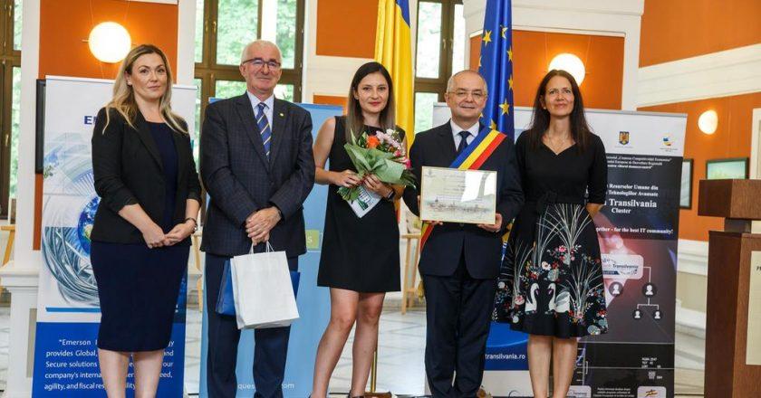 """Alida Timar-Gabor din cadrul UBB Cluj a câştigat concursul naţional """"Tineri Cercetători în Știință și Inginerie"""""""