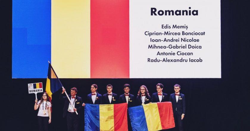 România a obţinut o medalie de aur, una de argint şi două de bronz la Olimpiada Internațională de Matematică organizată la Cluj