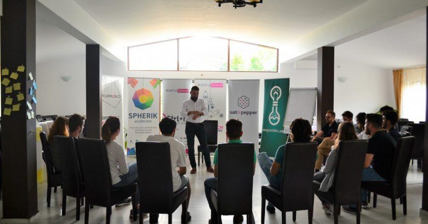 #defineSchool 2018 – cel mai cool startup bootcamp din România