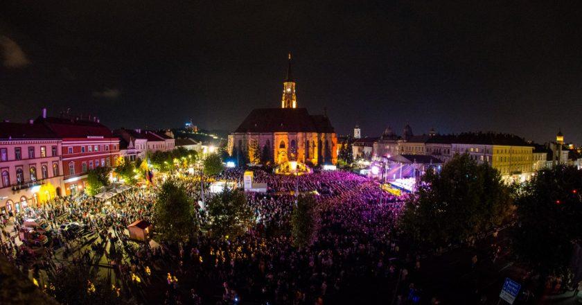 Peste 250.000 de persoane au participat la Zilele Culturale Maghiare din Cluj