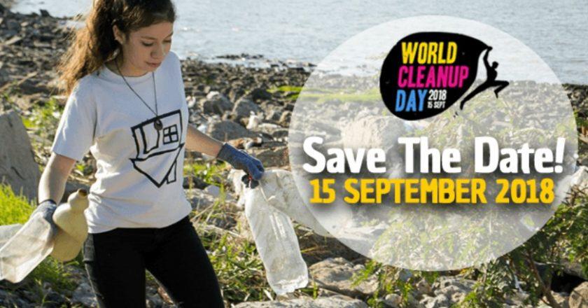 35.000 de voluntari din Cluj sunt așteptați la Ziua de Curățenie Globală (World Cleanup Day)
