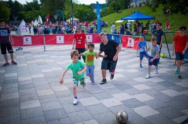 Festivalul Bucurie în Mișcare ajunge la Cluj | Programul complet