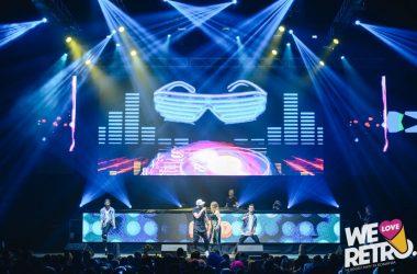 Peste 10.000 de oameni au fost prezenţi la We Love Retro | CC Catch a fost aplaudată minute în şir