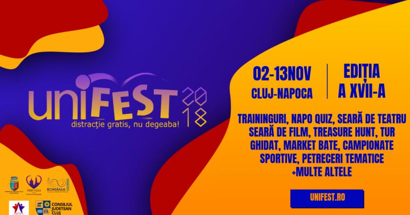 Cel mai mare festival studențesc din România ajunge la Cluj