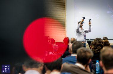 Codiax 2018 | Speakeri care revoluţionează piaţa diamantelor cu tehnologii deep tech şi cursuri despre cum se realizează o casă inteligentă şi un asistent virtual, la Cluj