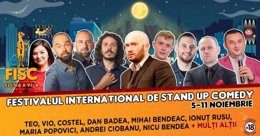 Festivalul Internațional de Stand-Up Comedy cluj