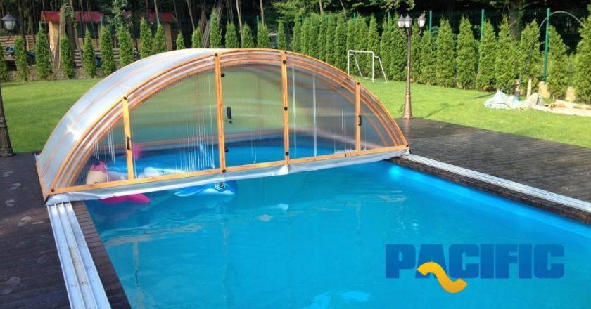 Acoperișul de piscină, accesoriul care îți permite obținerea unei piscine independente