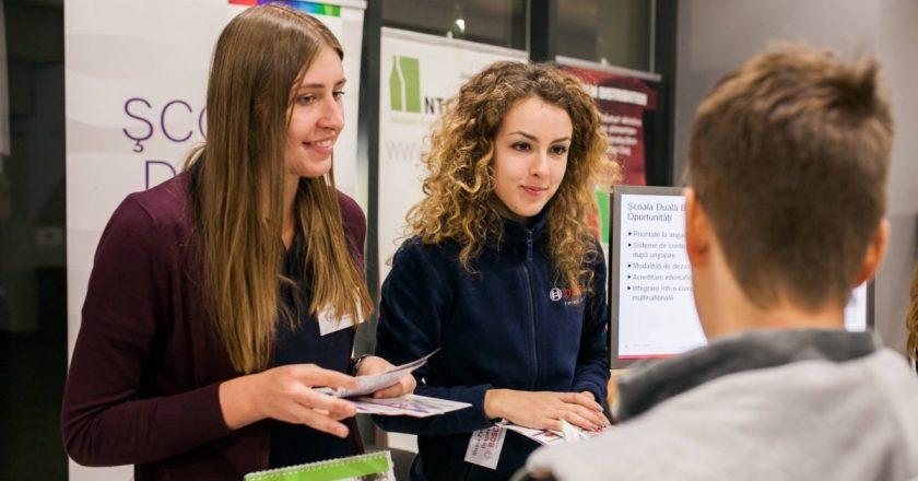 Târg de meserii la Cluj | 20 companii de pe piața clujeană recrutează și vor oferi câteva sute de locuri de muncă