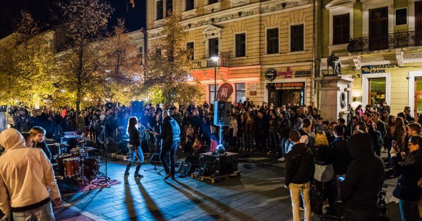 Weekend animat la Cluj | Vor avea loc 80 de spectacole, în stradă, într-o singură zi
