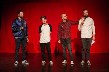 """Trei """"Bogdani"""" au fost premiaţi în cea de-a doua semifinală a Comedy Open Mic Competition"""