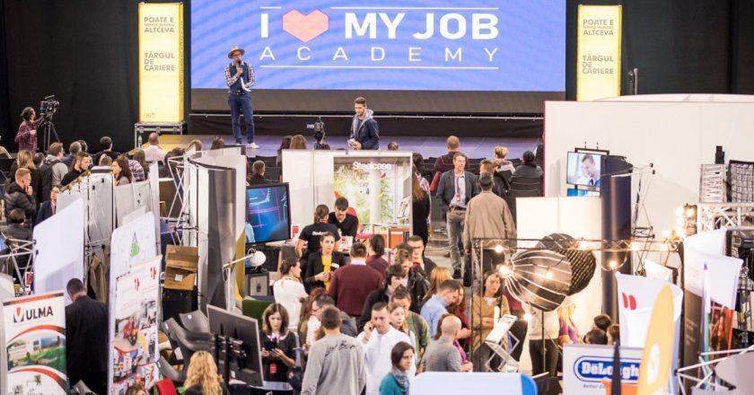 5.000 de candidați au participat la Târgul de Cariere Cluj