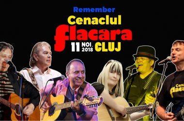 Cenaclul Flacăra revine la Cluj-Napoca | La eveniment vor participa Andrei Păunescu, Mircea Baniciu, Ducu Bertzi, Emeric Imre