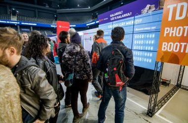 Târgul de Cariere IT: peste 5000 de persoane au căutat loc de muncă în industria software din Cluj