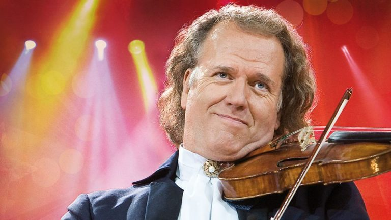 Celebrul André Rieu va susţine un concertîn premieră la Cluj-Napoca