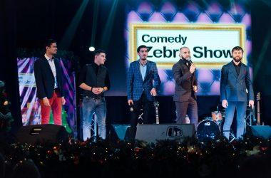 Trupa Comedy Zebra Show ajunge pentru prima dată la Cluj cu un spectacol plin de umor şi originalitate