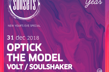 Sunsets New Year's Eve Special - party plin de energie la Cluj pentru a sărbători trecerea dintre ani