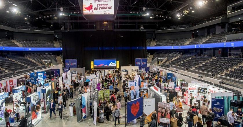 Conferințe cu premii și peste 60 de companii prezente la Târgul de Cariere Cluj