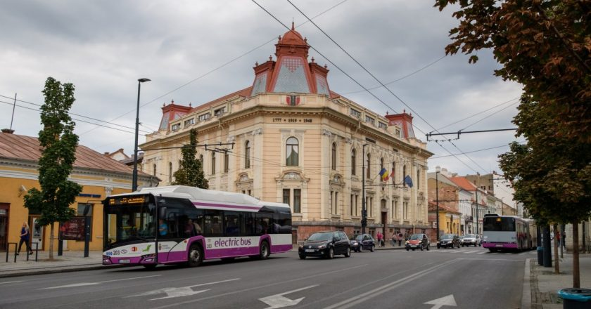 Alte șapte autobuze electrice vor ajunge la Cluj