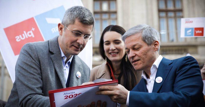 Sondaj: Alianţa 2020 (USR PLUS) ar obţine peste 40% din voturile clujenilor la Alegerile Europarlamentare