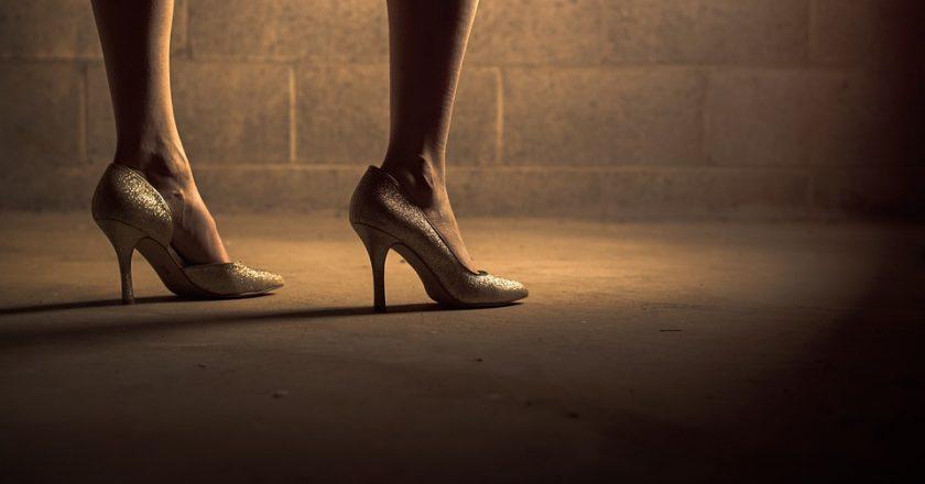 Reusita tinutei incepe de la pantofi