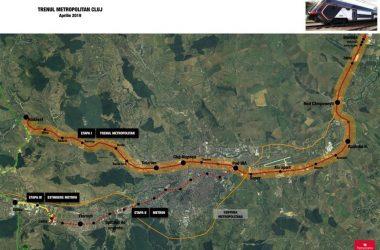 Păşi concreţi pentru introducerea metroului în Cluj | Studiul de fezabilitate a fost scos la licitaţie