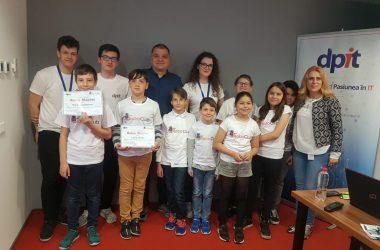 RoboClub by DpIT învață copiii să devină creatori și nu consumatori de tehnologie