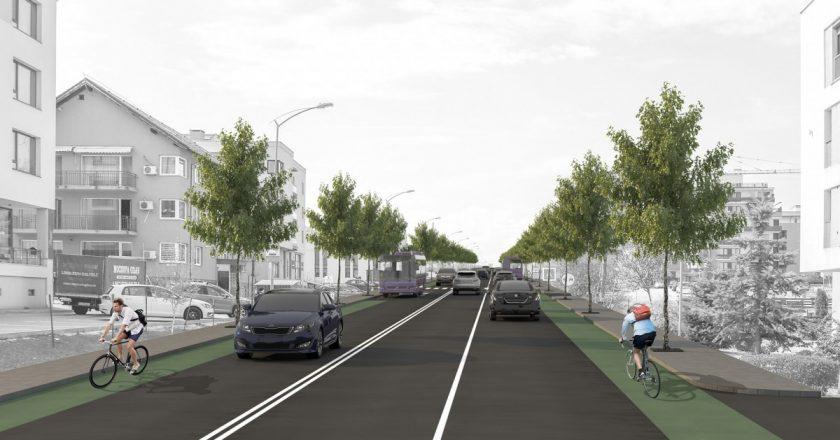 O nouă etapă în proiectul de lărgire a străzii Bună Ziua din Cluj: încep exproprierile