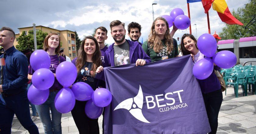 Organizaţia BEST Cluj-Napoca împlinește 24 de ani de la înființare