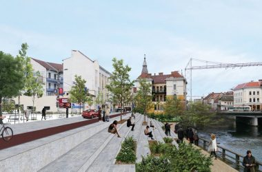 Schimbare totală a malurilor Someșului la Cluj! A fost aprobat un proiect de modernizare în valoare de 35 de milioane de euro