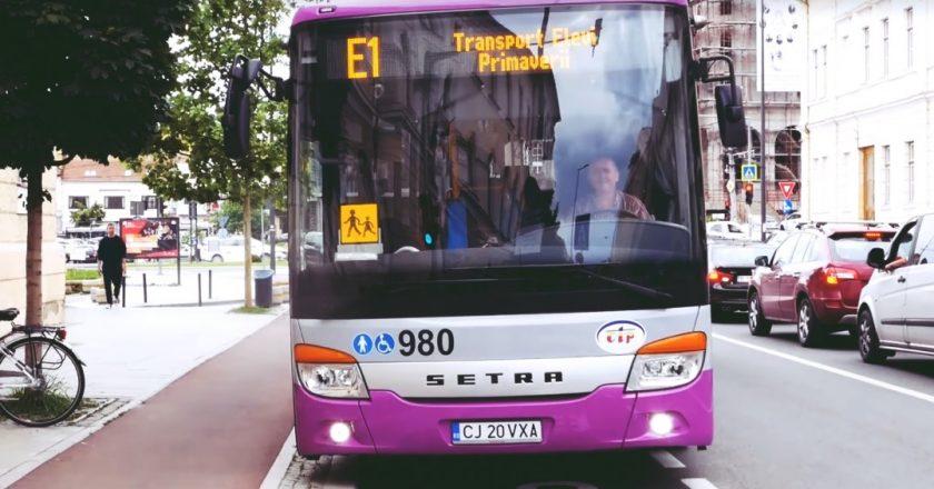 """Cluj: proiectul """"Autobuze școlare pentru elevi"""" va fi extins de la 5 la 12 trasee"""