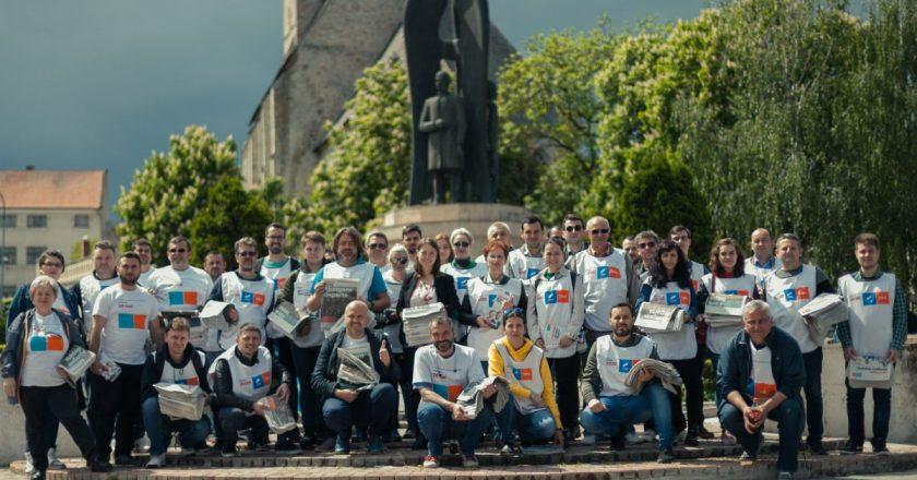 Alianţa USR PLUS a câştigat alegerile în Cluj-Napoca şi în judeţul Cluj