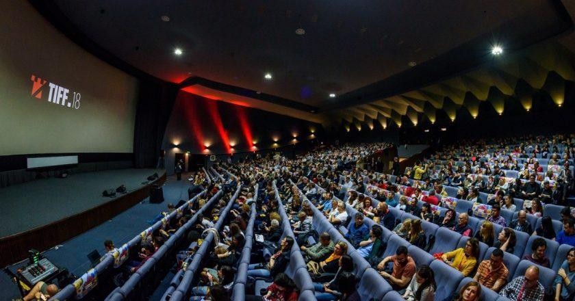 Ploaie de aplauze la premiera mondială Parking în deschiderea TIFF 2019