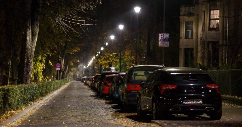 Parcul Central din Cluj-Napoca va fi dotat cu sistem de iluminat LED