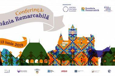 """Proiectul """"România Remarcabilă"""" va fi lansat la Cluj"""
