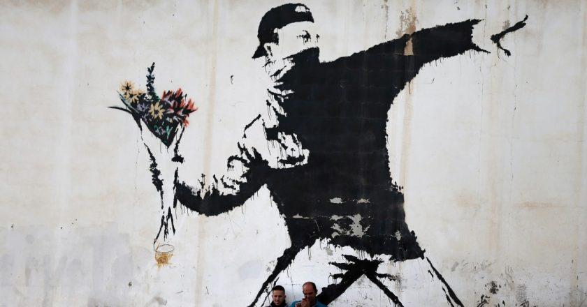 "Expoziția ""The Art of Banksy"" ajunge la Cluj - Napoca"