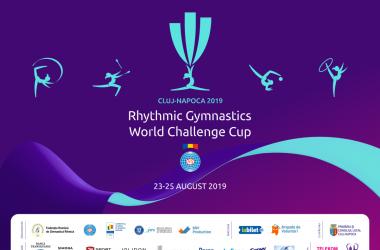 """Clujul va găzdui prima competiție internaționala de Gimnastică Ritmică din România de tipul """"World Challenge Cup"""""""