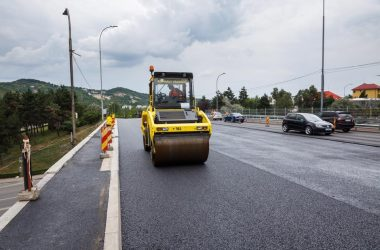 """Circulaţia pe Podul """"N"""" din Mănăștur va fi complet redeschisă din 15 august"""