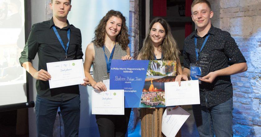 Important premiu internaţional obţinut de o echipă de studenţi din Cluj