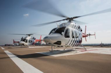 Un heliport pentru urgenţe medicale va fi construit în centrul Clujului