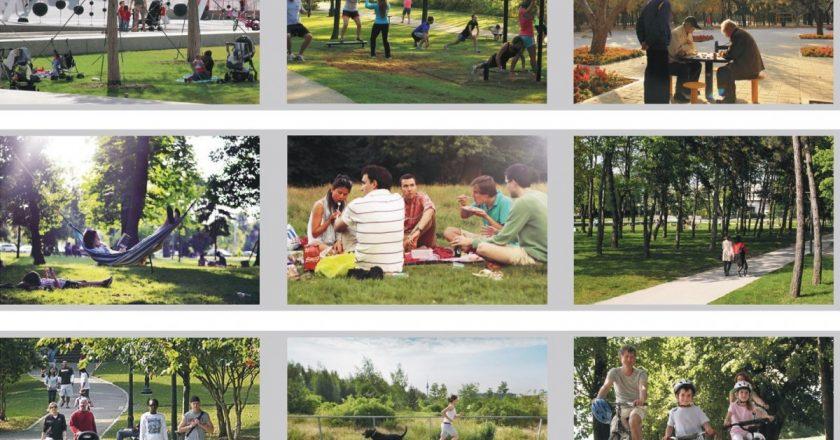 A început amenajarea unui nou parc în Cluj-Napoca: Parcul Între Lacuri