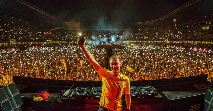 Armin van Buuren a lansat videoclipul pe care l-a filmat în întregime la Cluj-Napoca