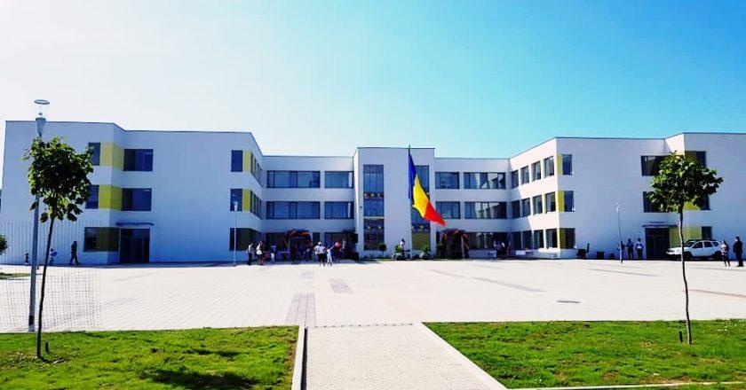 Cea mai nouă școală din România a fost inaugurată în comuna Florești din judeţul Cluj