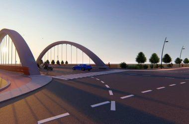 Un nou pod va fi construitîn Cluj-Napoca peste râul Someșul Mic