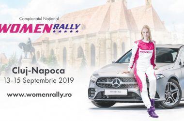 Women Rally revine la Cluj cu peste 100 de participante