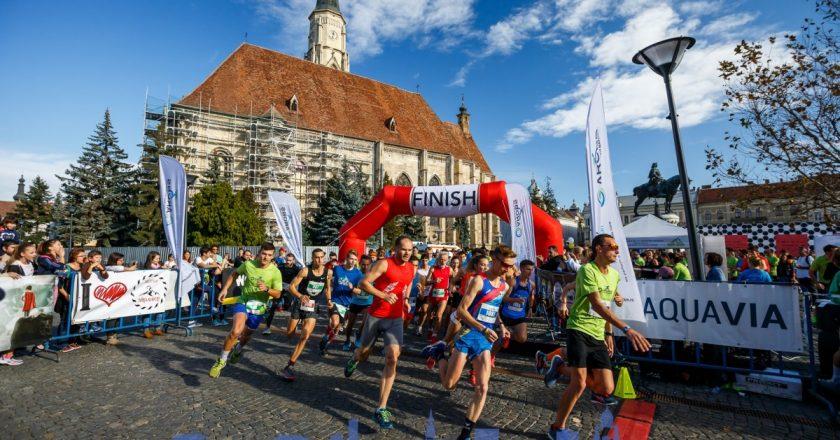Arobs Transilvania Half Marathon