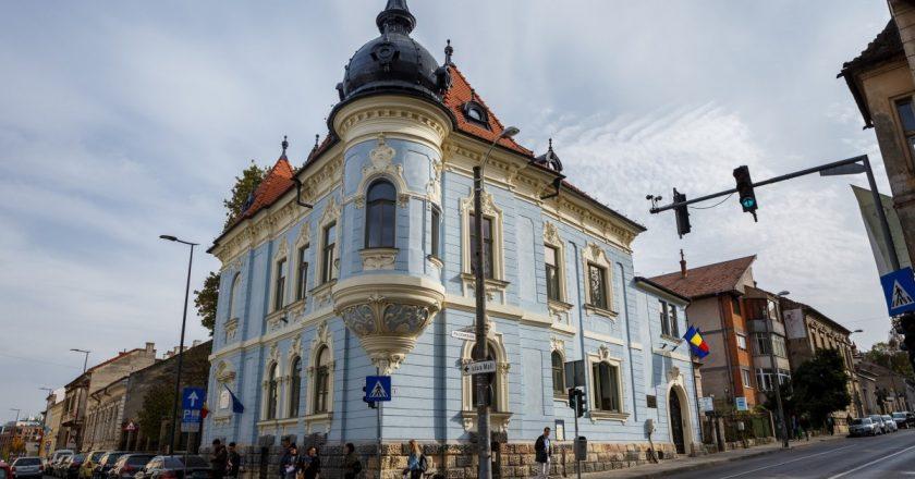 Peste 500 de clădiri din zona centrală a Clujului au fost refațadizate