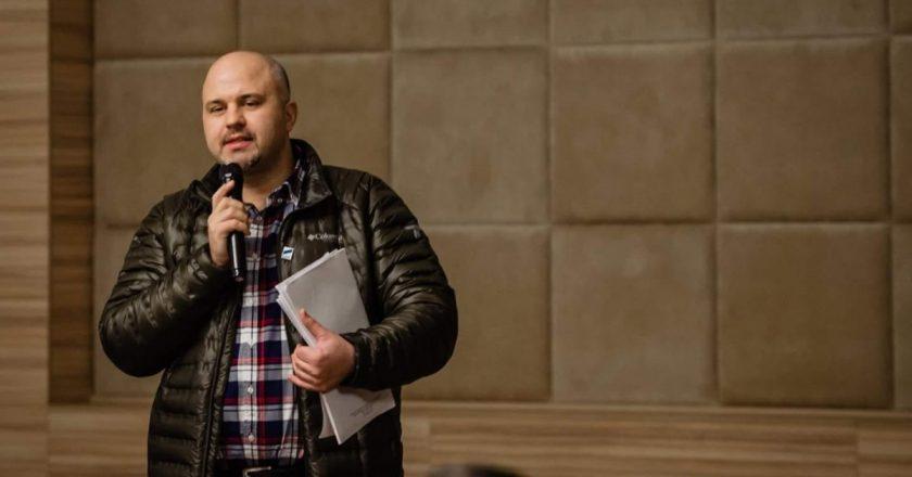 Emanuel Ungureanu (USR) este primul contracandidat al lui Emil Boc la Primăria Cluj-Napoca