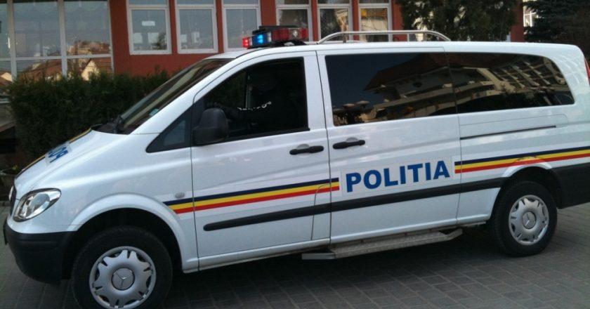 Gest de omenie la Cluj: cum au ajutat poliţiştii un tată disperat, care îşi ducea copilul de trei ani la spital
