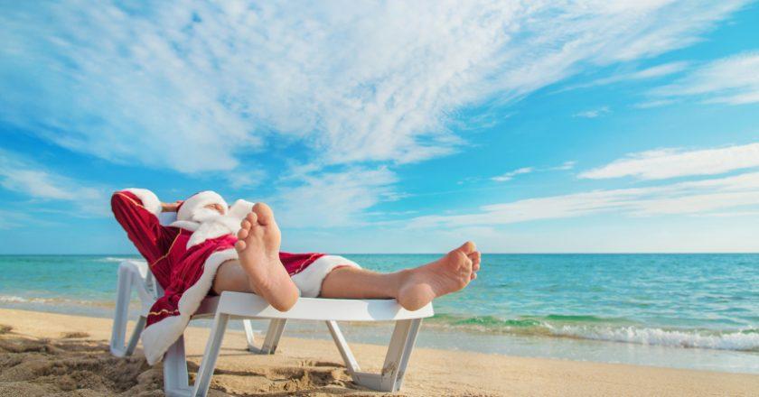 Prognoza meteo | Zile de primăvară de Crăciun şi Revelion